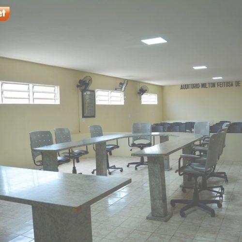 Vereador presidente faz reforma e melhora estrutura da Câmara Municipal de Massapê do Piauí