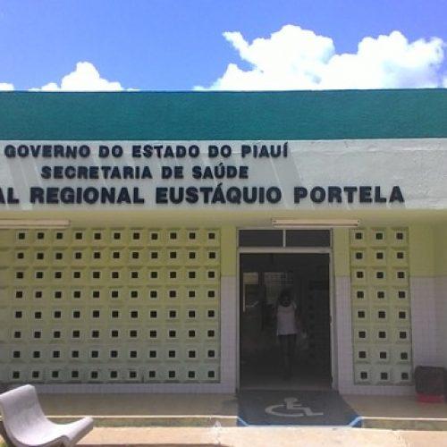 Em Valença do Piauí, Hospital Regional Eustáquio Portela recebe vistoria do MPPI