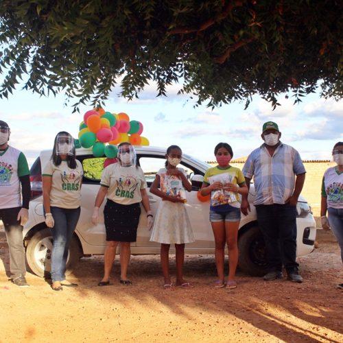BELÉM   Social realiza ação delivery e distribui kits para crianças e adolescentes do Serviço de Convivência