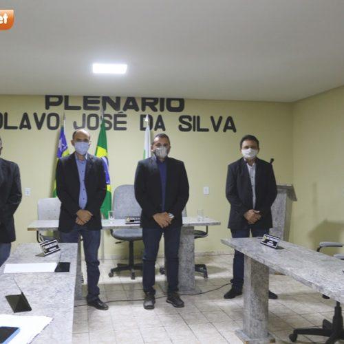MASSAPÊ | Câmara inicia 2º semestre legislativo e aprova PL que abre crédito no orçamento para construção de Espaço Multieventos
