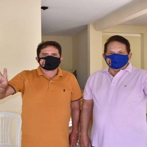Lideranças apoiam Valderson na chapa com Zé Maia em Itainópolis