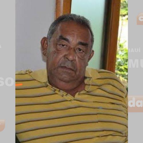 Morre em Teresina, o ex-prefeito de São João da Canabrava