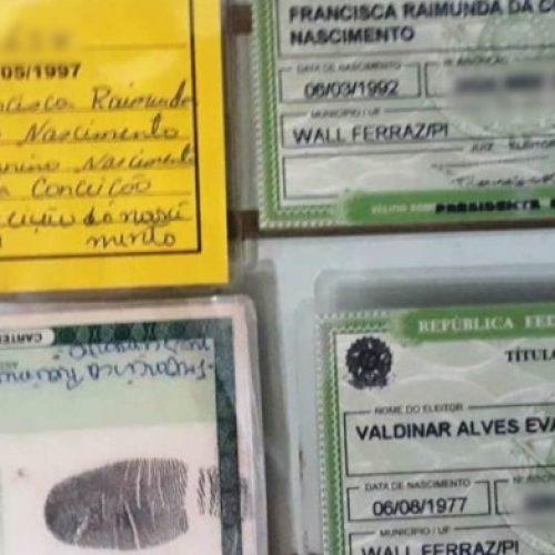 Jovem encontra carteira com documento e dinheiro, no centro de Picos, e procura pela dona
