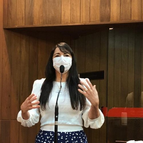 Teresa Britto defende fim do lockdown parcial nos fins de semana no Piauí