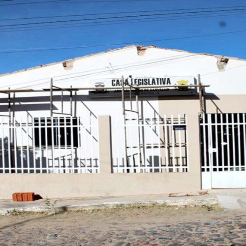 Câmara de Francisco Macedo passa por reforma e presidente faz balanço dos 19 meses de gestão