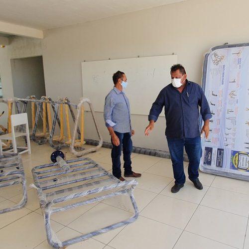 Prefeitura de Belém do Piauí vai instalar três academias de saúde ao ar livre
