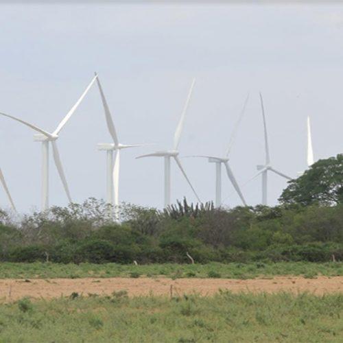Votorantim anuncia investimentos em novos complexos eólicos na região da Serra do Inácio