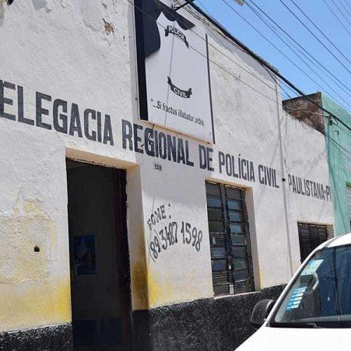 População denuncia péssimas condições da delegacia de Paulistana