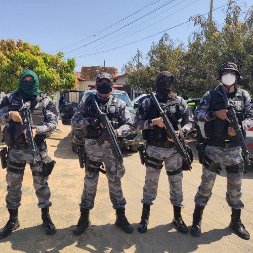 PAULISTANA   Força Tática prende homem com mandado de prisão de São Paulo