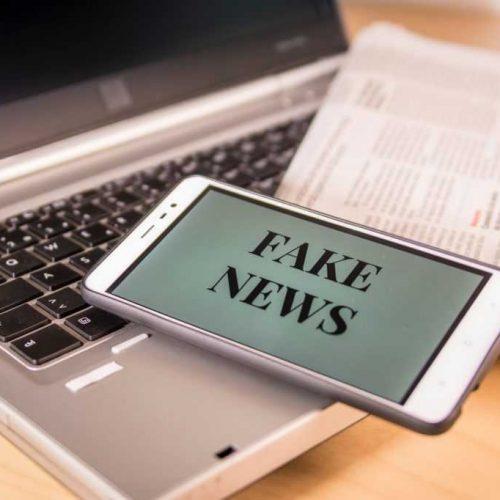 Fake news na eleição rende prisão e multa