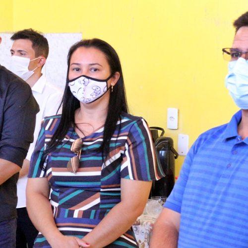 Partidos oficializam pré-candidaturas a prefeito e vice em Caldeirão Grande do Piauí