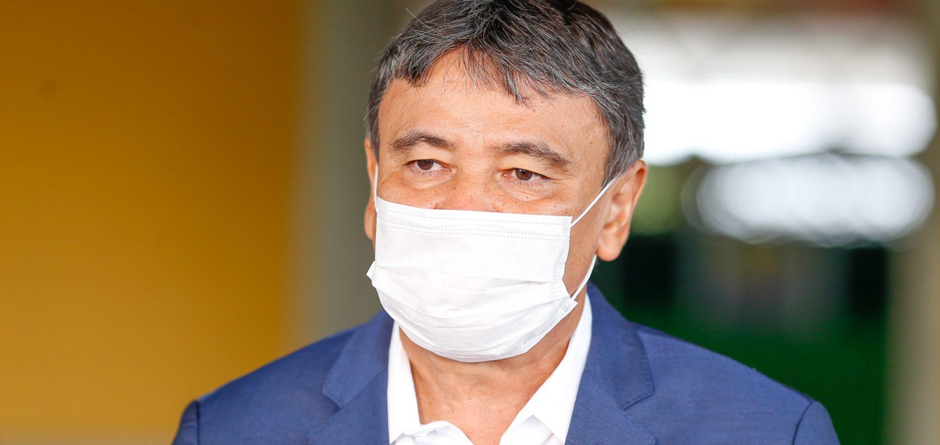 Se houver impasse, MP pode ser caminho para a compra da vacina, diz Wellington Dias