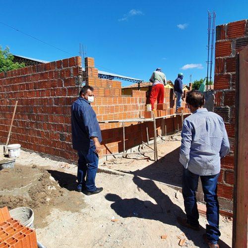 Prefeitura de Belém do Piauí inicia obras de reforma e ampliação da Unidade Escolar José de Moura Leal