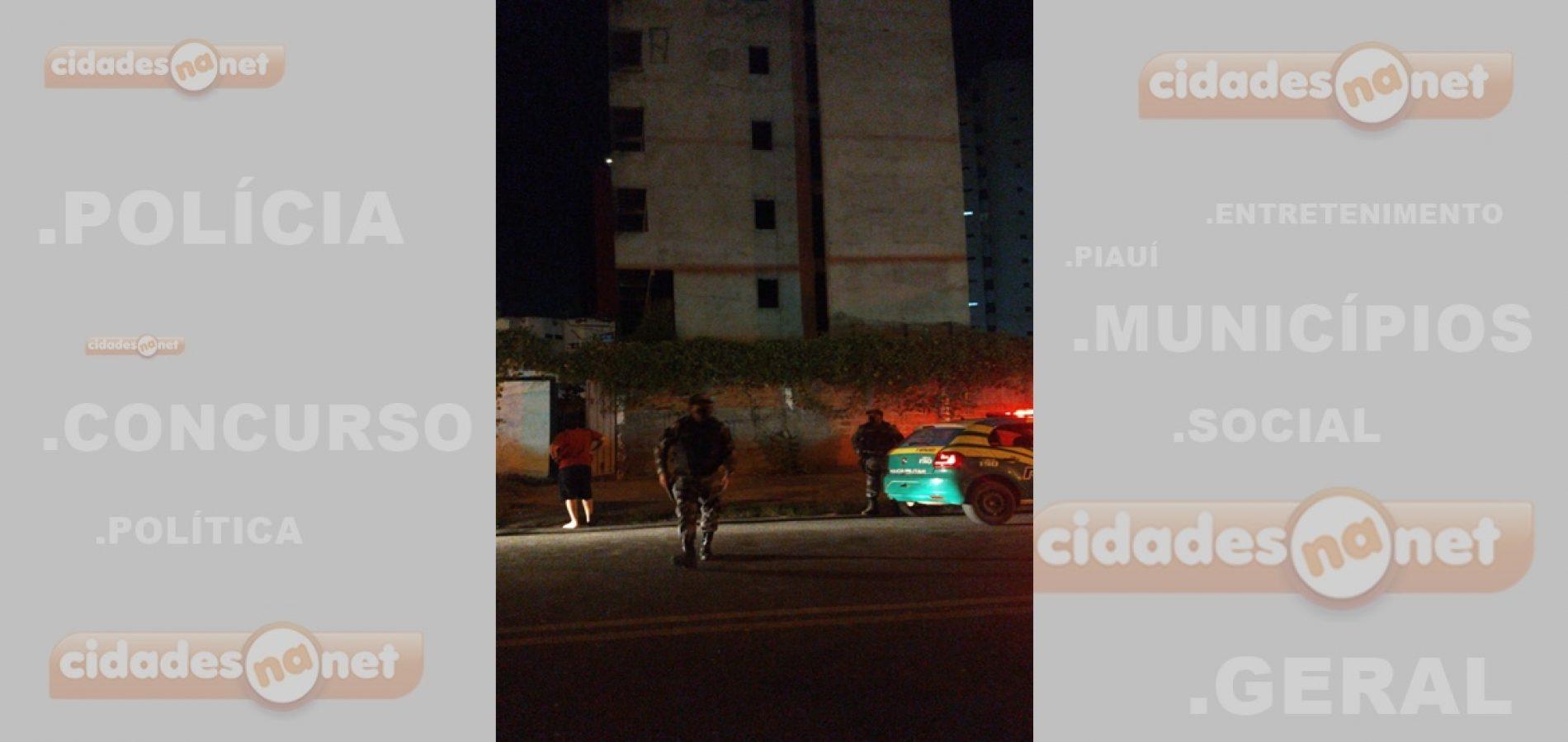 Jovem morre ao cair de prédio abandonado no Piauí