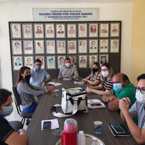 PICOS | Novos protocolos são adotados e Unidades de Saúde farão o monitoramento referente à Covid-19