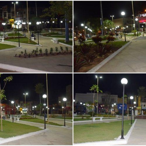 É HOJE! | Prefeitura de Picos inaugurará Praça Félix Pacheco e apela para que não haja público