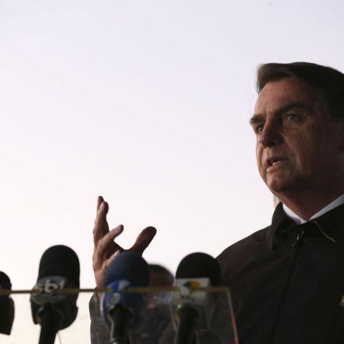 Bolsonaro defende privatizações e responsabilidade fiscal do Estado