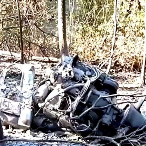 Polícia apura se avião que caiu em Teresina fazia transporte de drogas