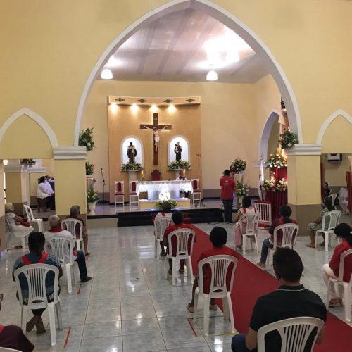 PADRE MARCOS | Missa solene daFesta do Sagrado Coração de Jesus acontece nesta quarta (23)