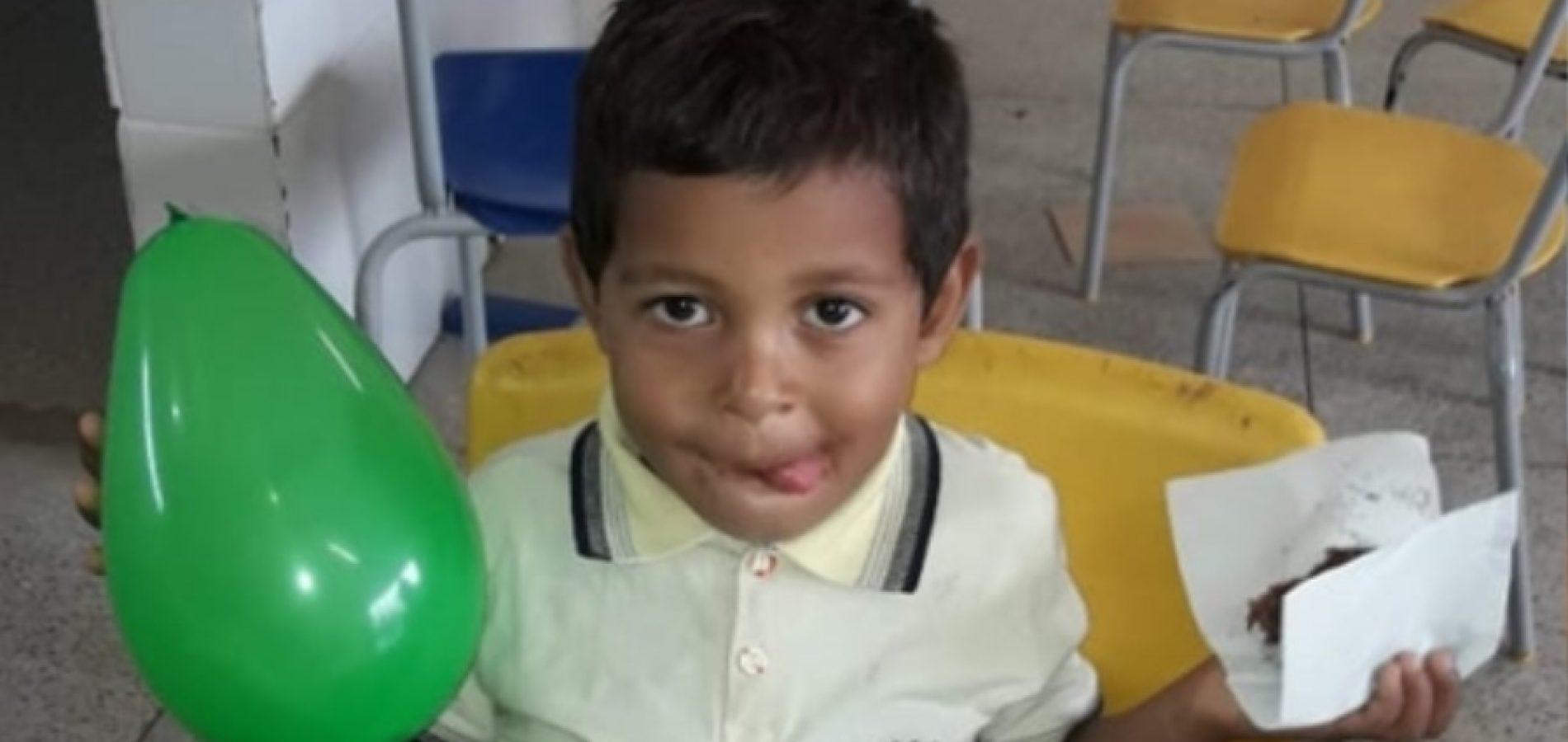 Polícia Militar prende e suspeito confessa assassinato de criança de 5 anos