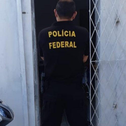 PF cumpre mandados em endereços de suspeitos de desviar RGs em branco no Piauí