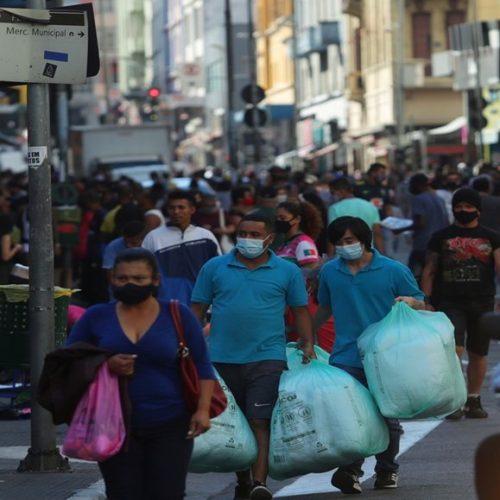 São Paulo registra 31,3 mil mortes por novo coronavírus