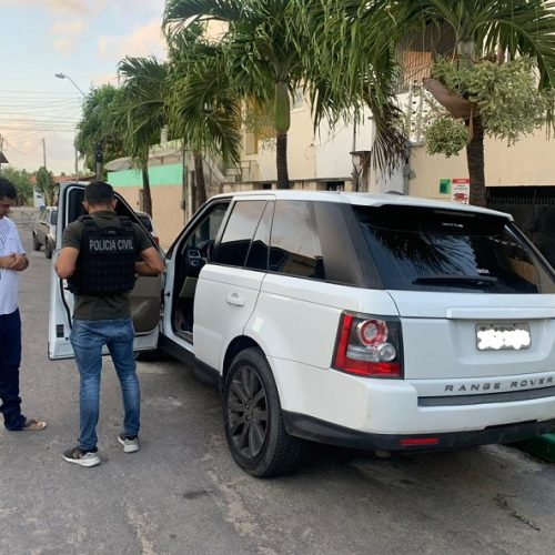 Polícia Civil cumpre 23 mandados em nova fase da operação Precatórios no Piauí