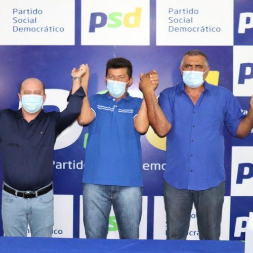 Pesquisa mostra Paulo Sérgio com ampla vantagem na eleição para prefeito de Acauã