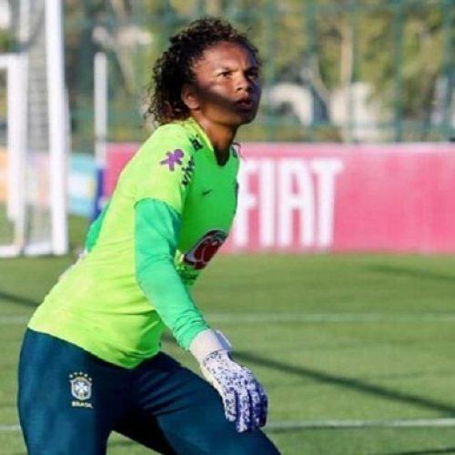Awanny Soares: Goleira piauiense brilha na Seleção Brasileira Sub-17