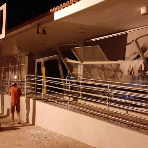 Criminosos explodem agência do Banco do Brasil em Afrânio; veja fotos e vídeo!