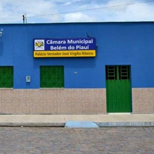 Veja a pauta da sessão desta sexta-feira (04) da Câmara de Belém do Piauí