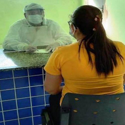 Atendimentos de pacientes com sintomas da Covid-19 em Caldeirão Grande do Piauí seguem acontecendo 24 horas por dia