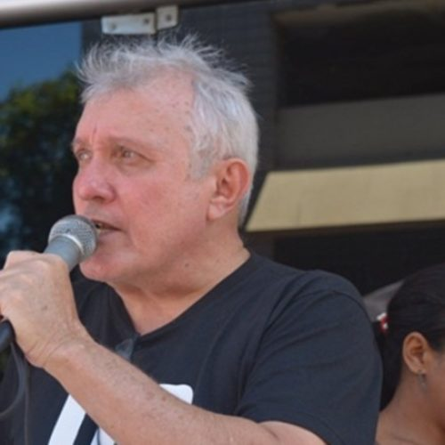 Candidato a prefeito de Teresina fará ato contra a fome com Bolsonaro de Judas