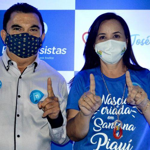 Convenção homologa candidaturas de Maria José e Neli Borges em Santana do Piauí; coligação terá 15 candidatos a vereador