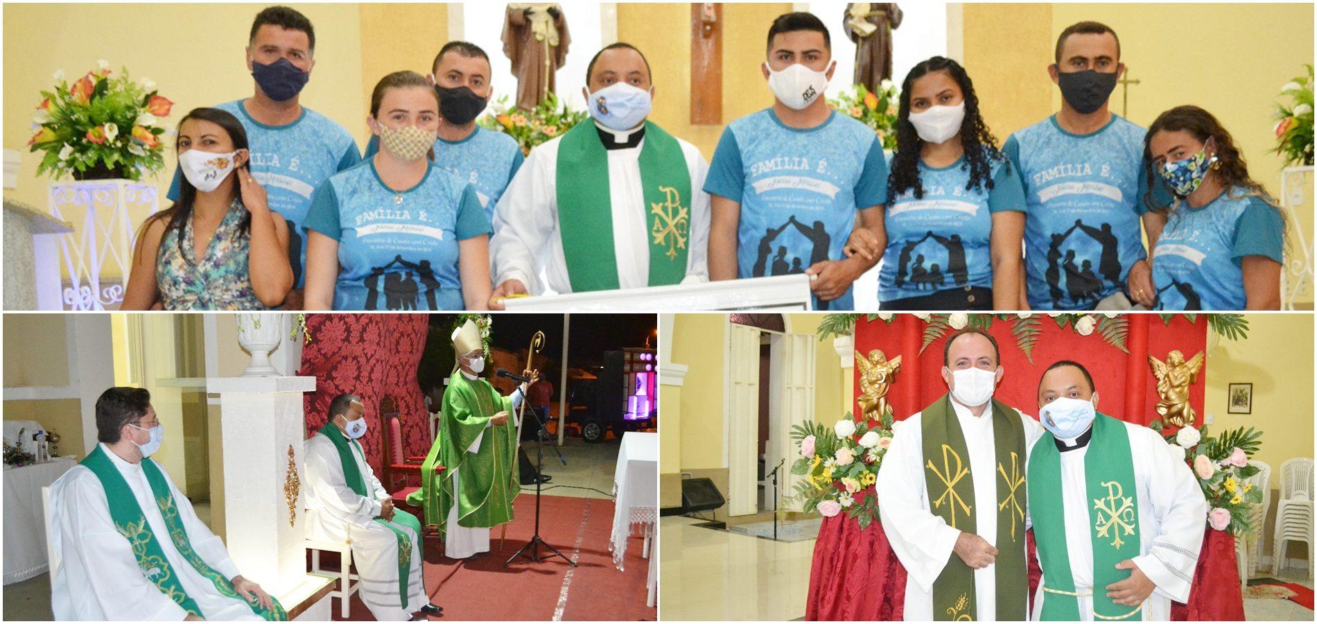 Padre Vanderlan Silva será Vigário Paroquial no município de Padre Marcos