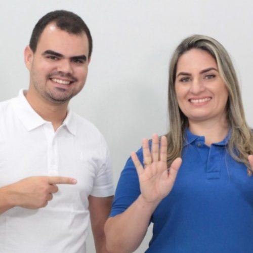 Fanuel Adauto e Magaly Antão selam união histórica e são pré-candidatos à prefeito e vice em Pio IX