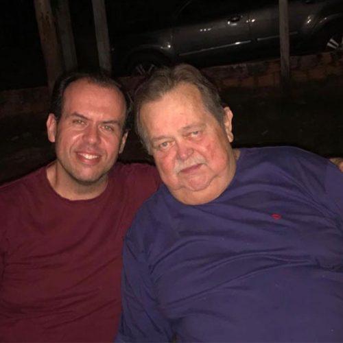 Ex-vereador Bob Freitas, filho de Robert Freitas, morre após 5 dias internado