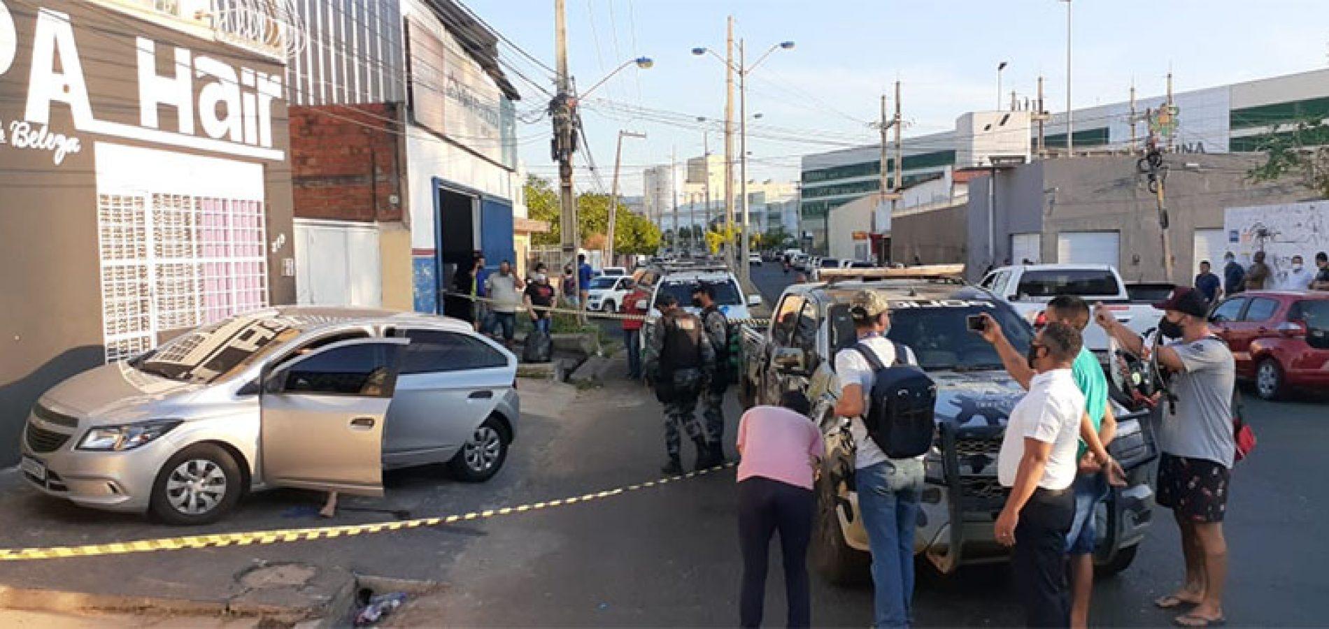 Morto em duplo homicídio no Piauí estava em hotel e teria depositado 60 mil do tráfico
