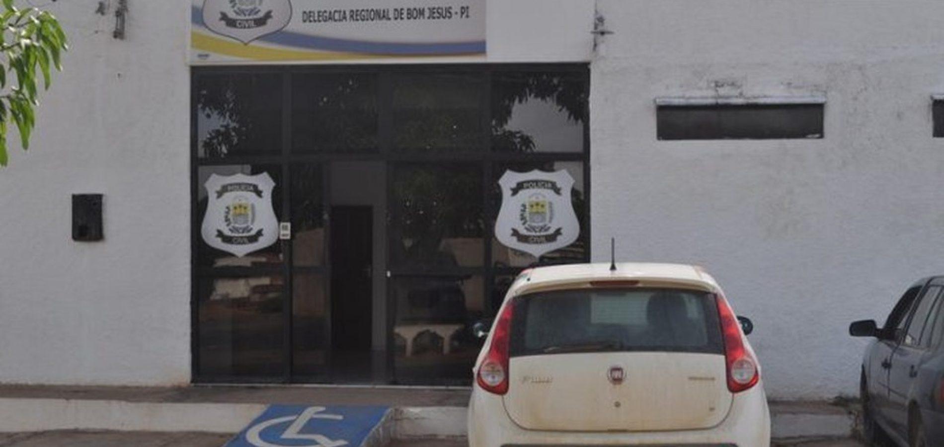 Suspeito de assaltar casal e estuprar jovem é preso no Sul do Piauí