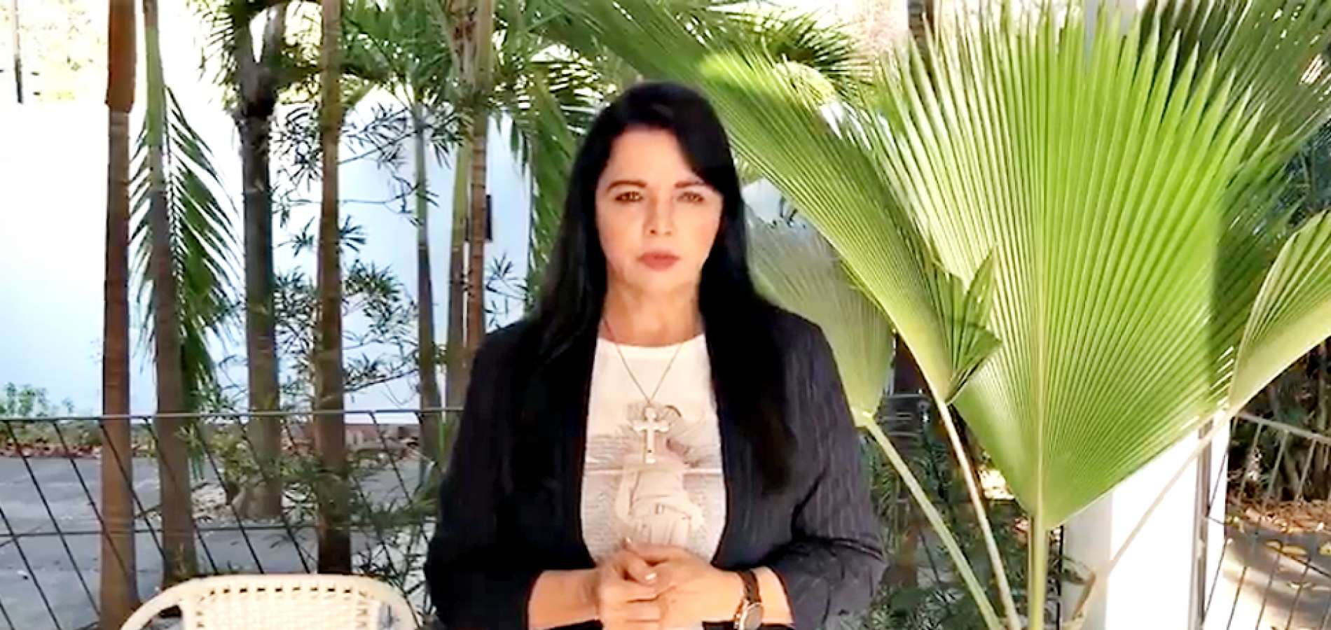 Deputada Teresa Britto apoia declarações de Dom Jacinto sobre presença de público nas igrejas