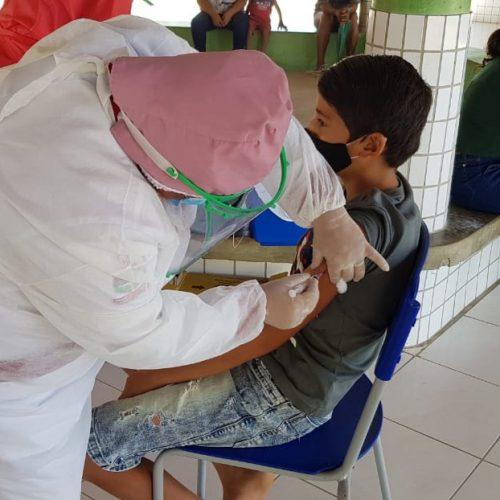 ALEGRETE | Saúde realiza campanha de vacinação contra Meningite para público de 11 e 12 anos