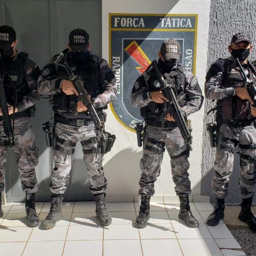 Polícia prende homem foragido da justiça em Paulistana