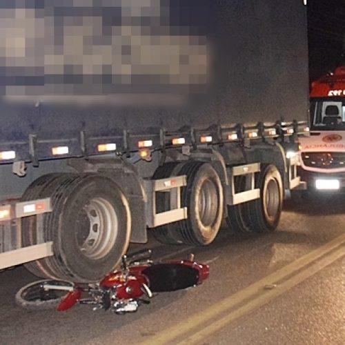Grave acidente deixa motociclista de Jacobina do Piauí ferido em Paulistana