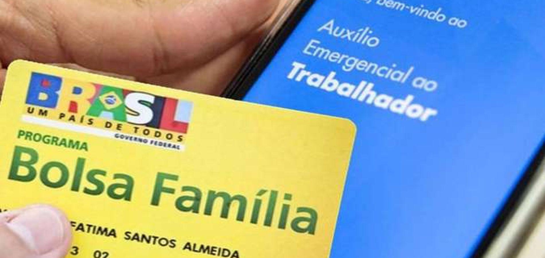 Auxílio emergencial é suspenso para mais de 922 mil beneficiários do Bolsa Família