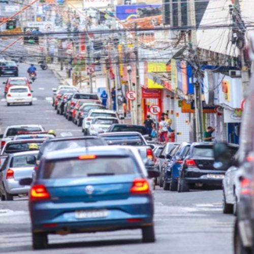 Teresina registra isolamento social de 37,6% no sábado