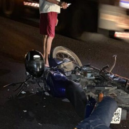 Acidente na BR-316 deixa uma pessoa morta em Araripina