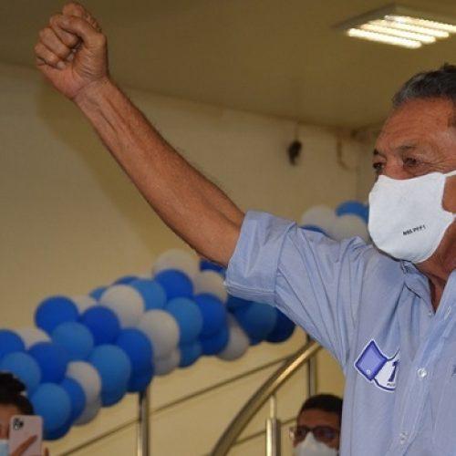 PICOS   Nova pesquisa eleitoral aponta Gil Paraibano à frente dos demais candidatos nas intenções de votos