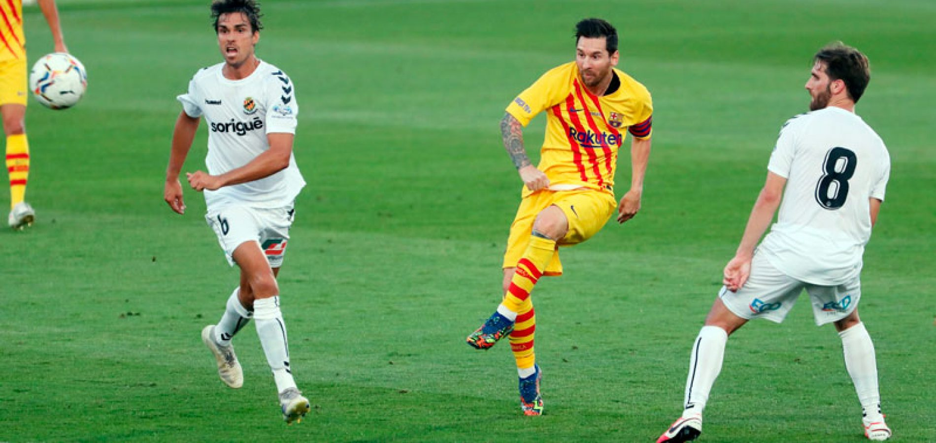 Messi joga, Coutinho marca e Barcelona vence amistoso de pré-temporada