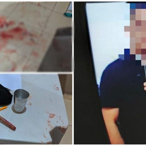 Homem é preso em flagrante após tentar matar a companheira em Picos