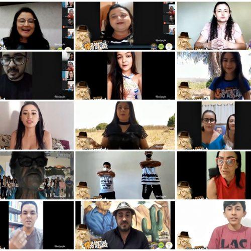 VILA NOVA | Biblioteca Patativa do Assaré celebra aniversário on-line de 19 anos e homenageia Jurdan Gomes